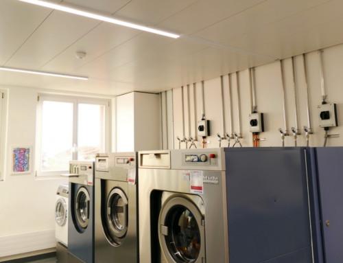 Verein Ekkharthof – Neubau Wäscherei