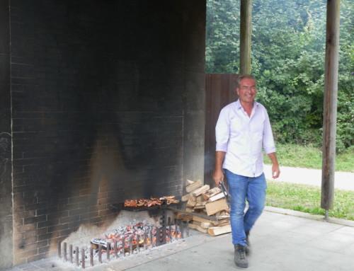 Grillabend in der Wildsauenhütte Kreuzlingen