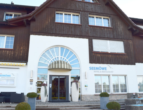 Hotel Seemöwe Güttingen